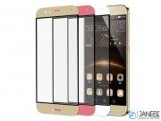 محافظ صفحه نمایش شیشه ای هواوی تمام صفحه Huawei G8