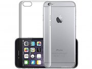 محافظ شیشه ای - ژله ای آیفون Apple iPhone 6S Transparent Cover