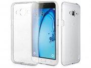 محافظ شیشه ای - ژله ای سامسونگ Samsung Galaxy J1 Mini Transparent Cover