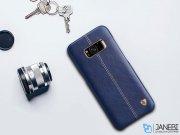 قاب محافظ چرمی نیلکین سامسونگ Nillkin Englon Samsung Galaxy S8
