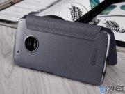 کیف نیلکین موتورولا Nillkin Sparkle Leather Case Motorola Moto G5