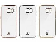 محافظ ژله ای Samsung Galaxy S7 edge مارک Baseus