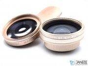 لنز واید و ماکرو گوشی موبایل لی کیو آی LIEQI LQ-033 HD Wide Lens 0.6X And 15X Macro