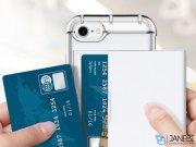 قاب محافظ اسپیگن آیفون Spigen Crystal Wallet Case Apple iPhone 7/8