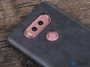 محافظ ژله ای چرمی ال جی X-Level Vintage Case LG V20