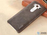 محافظ ژله ای چرمی ال جی X-Level Vintage Case LG V10
