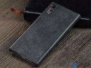 محافظ ژله ای چرمی سونی X-Level Vintage Case Sony Xperia XZ/XZs