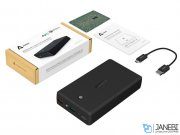 پاور بانک آکی Aukey PB-Y3 30000mAh Power Bank