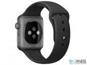 ساعت مچی هوشمند اپل سری 2 مدل Apple Watch 42mm Space Gray Case With Black Sport Band