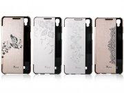 کیف اصلی طرح دار ال جی Voia CleanUP Premium Case LG X Power
