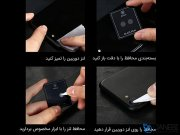 محافظ لنز دوربین بیسوس Baseus Camera Lens Glass Film iPhone 7