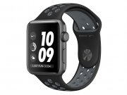 اپل واچ سری 2 مدل Apple Watch 38mm Nike Plus Space Gray Aluminum Case With Black/Cool Sport Band