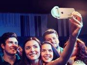 لنز واید فلاش دار بیسوس Baseus iShining Selfie Light