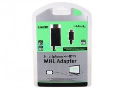 کابل مبدل میکرو یو اس بی به اچ دی ام آی Micro USB 3.0 To HDMI Cable 1.8cm
