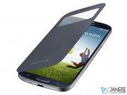 کیف محافظ اصلی سامسونگ Samsung View Flip Cover Galaxy S4