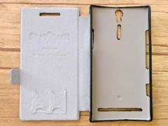 کیف تاشو  Sony Xperia S