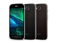 LG X venture، یک گوشی مقاوم و ضد آب