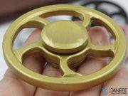 اسپینر فلزی چرخی ساده Fidget Spinner Simple Wheel