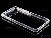 محافظ شیشه ای - ژله ای سامسونگ  J3 Pro