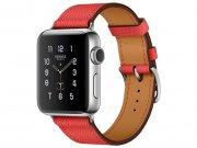 اپل واچ سری 2 مدل Apple Watch 38mm Hermes Rose Jaipur Epsom Single Tour