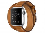 اپل واچ سری 2 مدل Apple Watch 42mm Hermes Fauve Barenia Double Tour