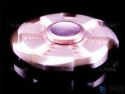 اسپینر فلزی دایره ای دندانه دار Fidget Spinner Jagged Circle