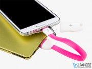 کابل شارژ و انتقال داده میلی Mili Micro USB Cable HX-L02