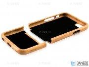 قاب محافظ چوبی طرح خورشید آیفون Apple iPhone 6/6s Sun Woody Cover