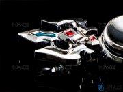 اسپینر فلزی سه پره ای طرح لوگوی مازراتی Fidget Spinner Metal Maserati Logo