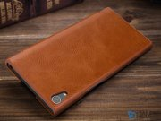 کیف چرمی نیلکین سونی Nillkin Qin Leather Case Sony Xperia XA1 Ultra