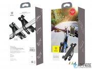 پایه نگهدارنده گوشی موبایل مخصوص دوچرخه بیسوس Baseus Miracle bicycle vehicle mounts