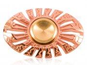 اسپینر فلزی طرح سپر Fidget Spinner Metal Shield