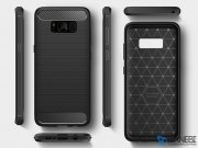 محافظ ژله ای سامسونگ Carbon Fibre Case Samsung Galaxy S8 Plus