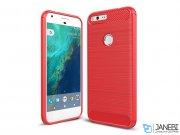 محافظ ژله ای گوگل Carbon Fibre Case Google Pixel XL