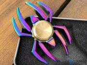 اسپینر فلزی عنکبوتی Fidget Spinner Spider