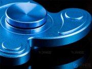 اسپینر فلزی سه پره ای طرح قطره Fidget Spinner Metal Drop
