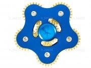 اسپینر فلزی پنج پره ای چرخ دنده ای