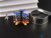 اسپینر فلزی سه پره ای طرح میکی موس Fidget Spinner Metal Mickey Mouse