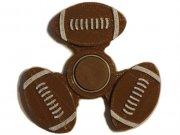 اسپینر فلزی طرح توپ فوتبال آمریکایی Fidget Spinner American Football