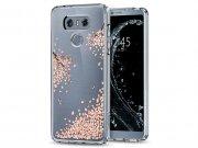 قاب محافظ اسپیگن ال جی Spigen Crystal Shell Blossom Case LG G6