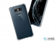 قاب محافظ اسپیگن ال جی Spigen Crystal Shell Case LG G6