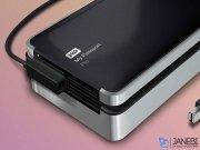 هارد اکسترنال وسترن دیجیتال 4 ترابایت Western Digital My Passport Pro External Hard Drive 4TB