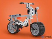 ربات اسباب بازی هوشمند شیائومی نسخه ماشین زرهی Xiaomi Mobile Phone Control Robot