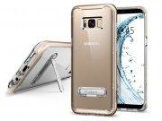 قاب محافظ اسپیگن سامسونگ Spigen Crystal Hybrid Case Samsung Galaxy S8 Plus