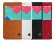 کیف چرمی نیلکین سامسونگ Nillkin Qin Leather Case Samsung Galaxy A5 2016