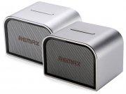 مینی اسپیکر بلوتوث ریمکس Remax M8 Mini Speaker Portable Desktop