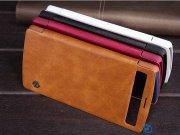 کیف چرمی نیلکین ال جی Nillkin Qin Leather Case LG V10