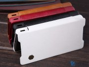 کیف چرمی نیلکین سونی Nillkin Qin Leather Case Sony Xperia Z5 Compact