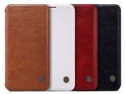 کیف چرمی نیلکین سامسونگ Nillkin Qin Leather Case Samsung Galaxy S6 Edge Plus