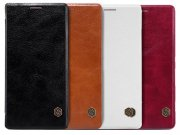 کیف چرمی نیلکین سونی Nillkin Qin Leather Case Sony Xperia C4